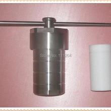 100 мл, тефлоновое покрытие реактор гидротермального синтеза, сосуд с покрытием ПТФЭ, F4 на подкладке на бретелях