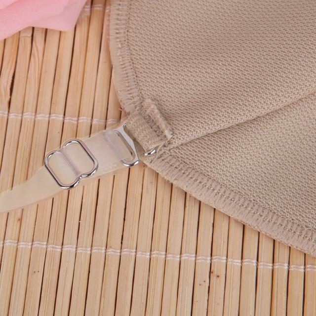 2 Pcs Underarm Sweat Shield Pad washable Armpit Sweat Absorbing Guards Shoulder Strap Skin Color 5