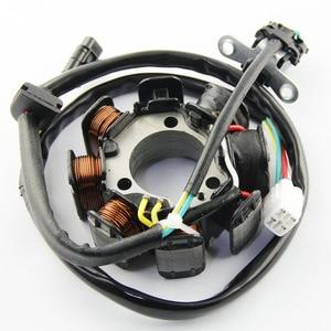 Катушка магнитного статора зажигания мотоцикла для Kawasaki KLX300R 1996-2007, статор двигателя, катушка генератора 21003-1274