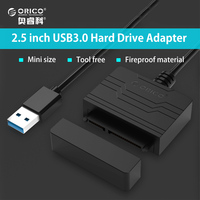 ORICO 2 5 Inch Hard Disk Driver SSD Adapter Cable Converter Super Speed USB 3 0