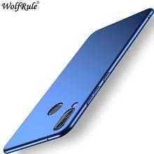Чехол для телефона Huawei Honor 10 Lite, чехол Honor 10 Lite, тонкий матовый корпус из поликарбоната, ультра тонкий жесткий чехол для Huawei Honor 10 Lite