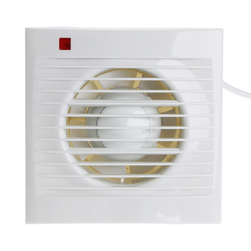 Küche Badezimmer Lüftung Waschküche Abluftventilator Luft Durch Wand # Y05  # # C05 #