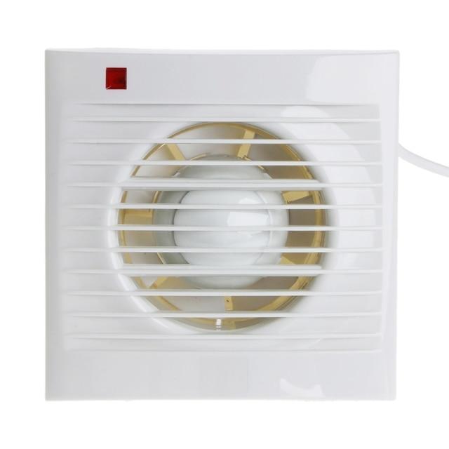 Keuken Badkamer Ventilatie Wasruimte Ventilator Lucht Door Muur ...