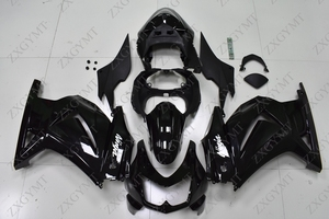 Тела Наборы для Kawasaki zx250r 2008-2014 черные Обтекатели для Kawasaki zx250r 2014 комплекты обтекателей для Kawasaki zx250r 2010