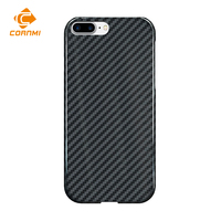 CORNMI Carbon Fiber Phone Case For IPhone 7 7G 7Plus 7 Plus S Cases Back Cover
