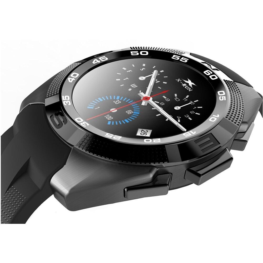 Galleria fotografica 9.9mm Ultra-mince Smart Watch G5 Soutien Commande Vocale Siri ECG Coeur Taux de Transmission de Données <font><b>Smartwatch</b></font> PK K88h DZ09 GT08