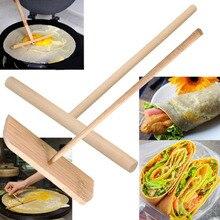 Китайская специальная блинница, блинное тесто, деревянный расширитель, палочка для дома, кухни, инструмент, сделай сам, ресторан, столовая, специально поставляемая