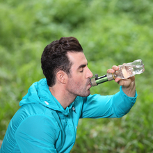 Outdoor Portable Water Filter Emergency Survival Kit Camping Gear Rescue Kit Military EDC Travel Equipement