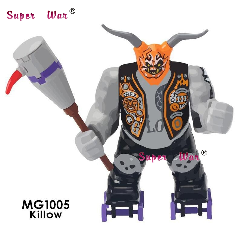 Minifigures Hero Hulk Buster Thanos Black Dwarf Dogshank Building Lego Iron Man