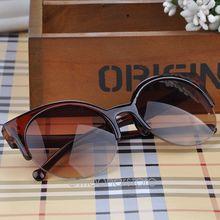 Полуоправе золь gafas eye cat винтаж солнцезащитные ретро де очки женщин