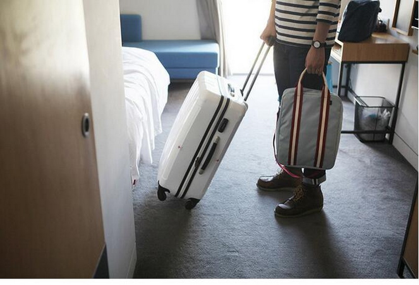 Višenamjenski Vodootporni Poliester Putna Torba, Prijenosni, Rame - Torbe za prtljagu i putovanje - Foto 5