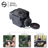 Multi funtional Exquisite Digital Zoom Night Vision 850NM Scope Night Infrared Riflescope Mini Hunting Portable Night Vision