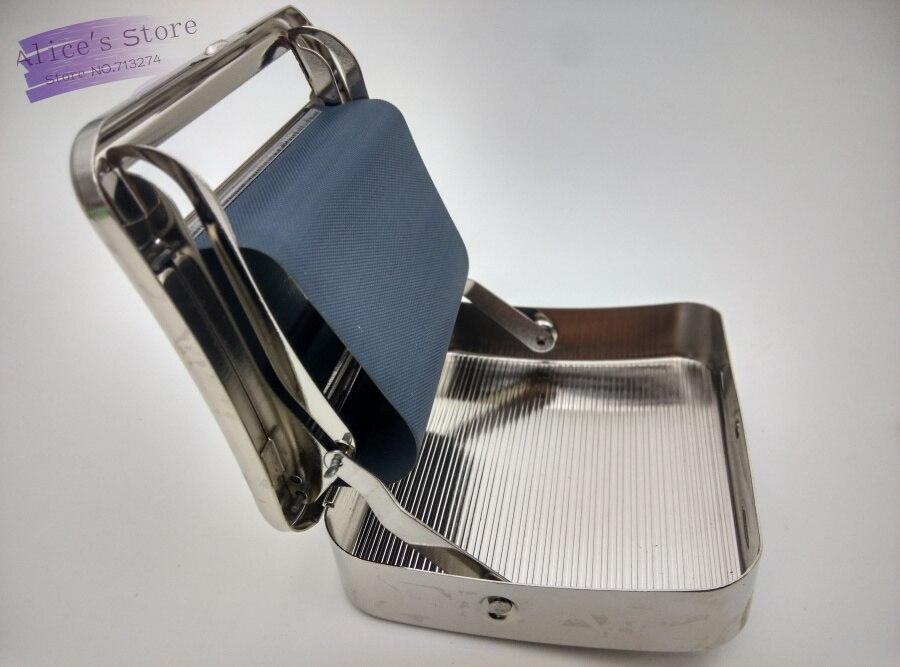 Горячая распродажа! 70 мм Aotomatic прокатная машина автоматический Табак Ролик Оловянная сигарета прокатная машина