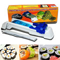 New 2017 Dolmer rolled Roll Sushi Maker kit Machine Spring rolls sushi tool Meat Rolling Helper Grape