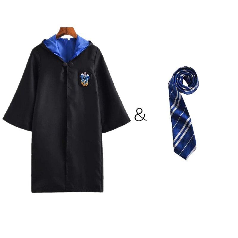 Ravenclaw robe tie