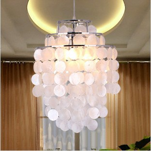 Modern Shell Pendant Lights LED Crystal Hanging Lamp Verner Panton Design DIY Lighting Free shipping PL094 кроссовки coccodrillo кроссовки