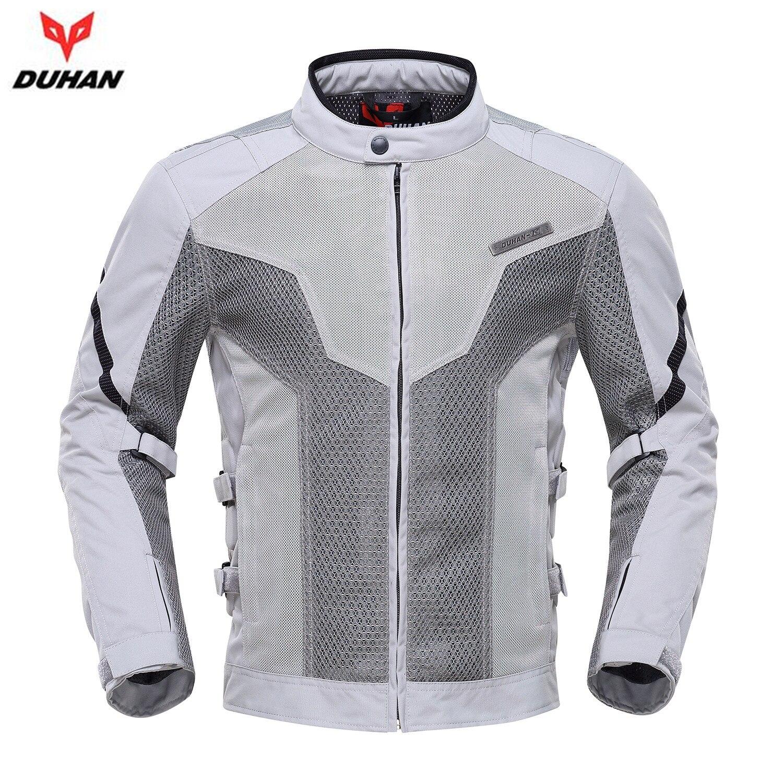 где купить  DUHAN Men's Gridding Motorbike Jacket Motocross Off-Road Jaqueta Oxford Cloth Motorcycle Racing Moto Jacket  по лучшей цене