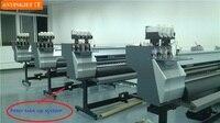 Printer pater take up reel system for Ep 7700 9700 7710 9710 7900 9900 7910 9910 7890 9890 7908 9908 printer(two motor)