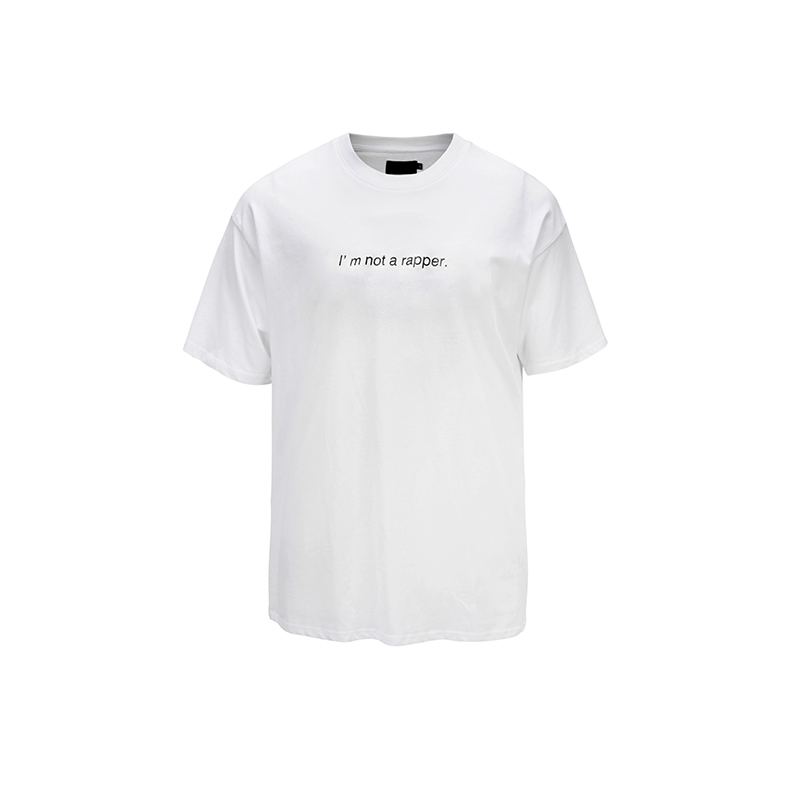 07bcb09908b9 HEYGUYS 2018 summer street style men loose short sleeve T shirt men tshirt  fashion black and white need money no friends-in T-Shirts from Men s  Clothing on ...