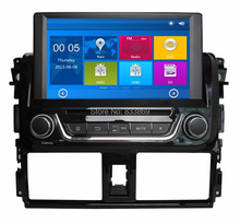 HD 2 din 8″ Car DVD GPS Navigation for Toyota Yaris / Vios 2014 With Bluetooth IPOD TV Radio/ RDS SWC AUX IN