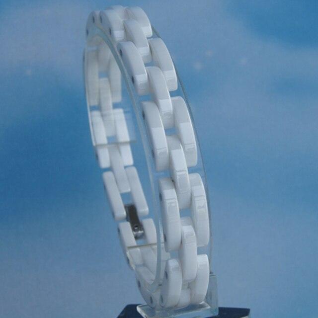 Белый модный дизайн привет технологий царапинам керамические braclet 4 имеющийся цвет браслеты