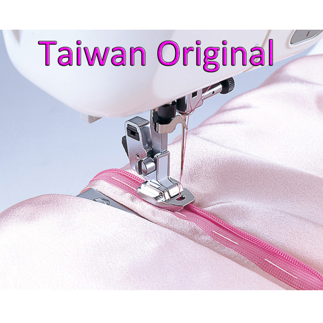 Japan Quality Sewing Parts Online Small Orders Online Store Hot New Husqvarna Sewing Machine Zipper Foot