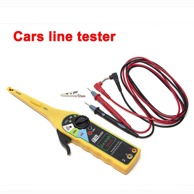 Auto Circuit font b Tester b font Multimeter font b Tester b font multimeter lamp Probe wire harness tester promotion shop for promotional wire harness,How To Check Wiring Harness With Multimeter