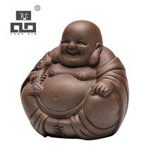 TANGPIN Фиолетовый Глиняный Чай Домашние Будда монах zisha Чай Аксессуары