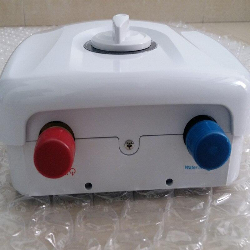 2PCS Water Heater tap Tanklees Electric Shower Bathroom Kitchen Wash Basin Sink Hot water faucet UL standard 120V for</fon