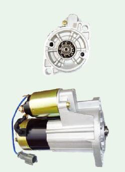 Nowy rozrusznik silnik 17685 21847MI M0T60081 M0T60082 233001S770 233001S772R dla NISSAN D21 odbioru 2.4L