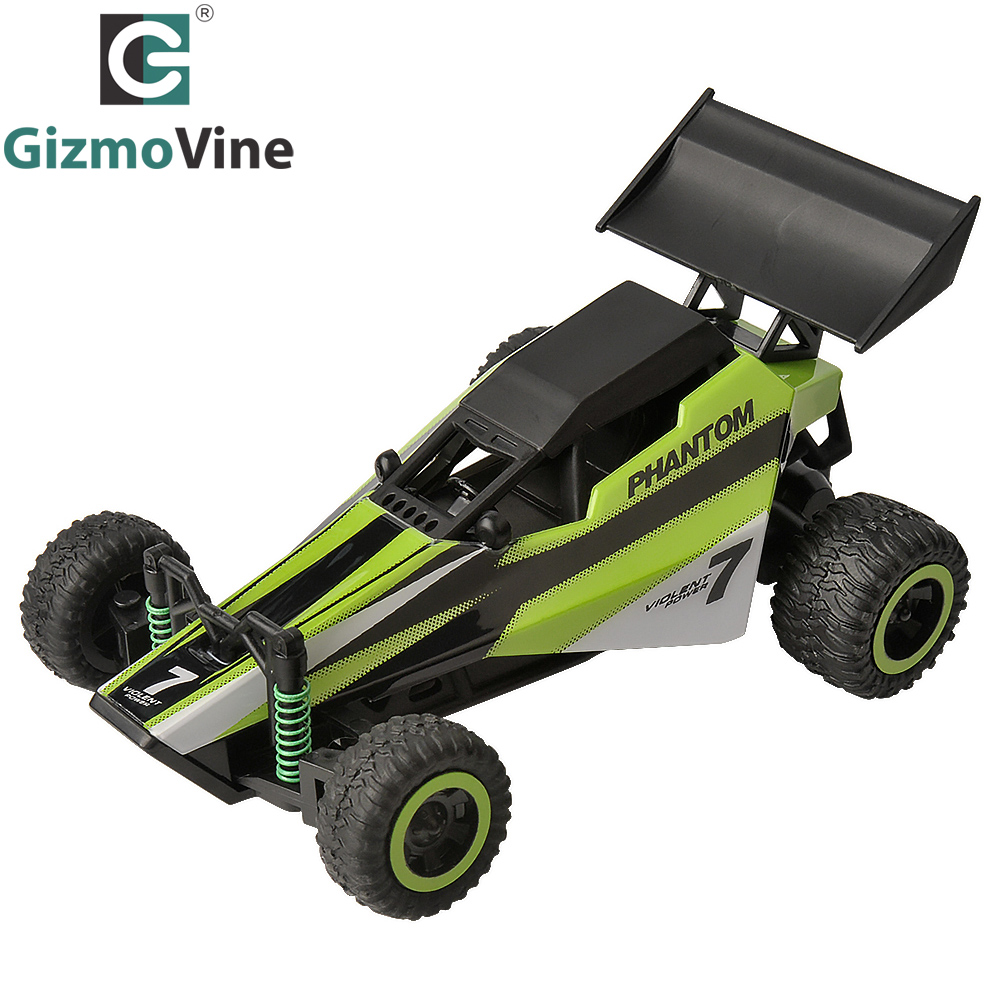 GizmoVine RC Car 1/32 RC Vehicle Electric RTR Buggy High Speed 20km/h Mini car 2.4G Remote Control Buggy Vehicle toys for boys cute sunlight toys for boys girls vehicle multi track rail car
