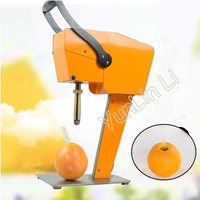 DIY Juicer Manual Fresh Fruit Squeezer Stainless Steel Pitaya Orange Fruit Without Peeling 100% Juice Electric Citrus Blender