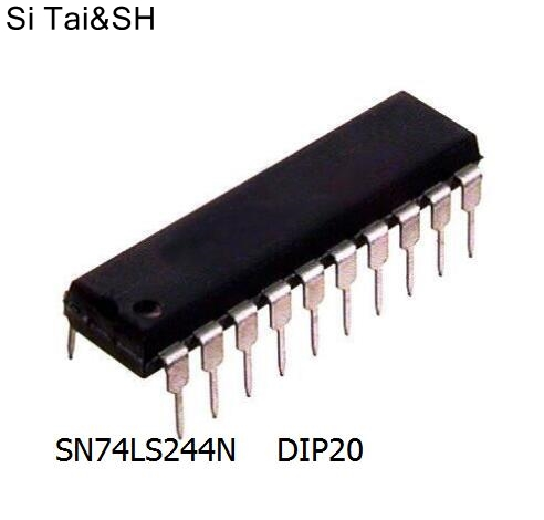 74LS244 circuit intégré DIP-20 74LS244N