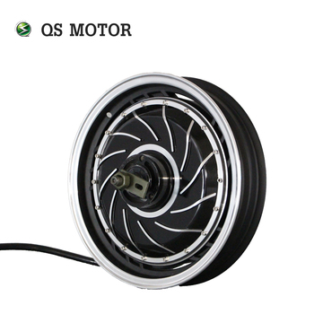 QS Motor 14inch 4000W 273 40H V2 Brushless DC Electric Scooter  Motorcycle Hub Motor for QS Electric in Wheel Hub Motor