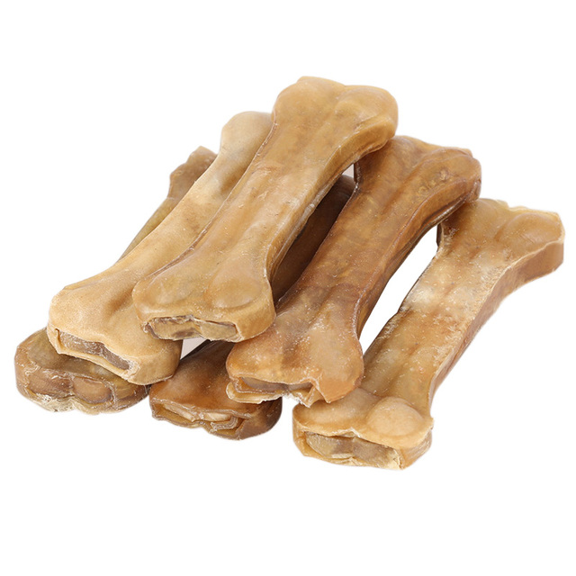 Cowhide Molar Bone