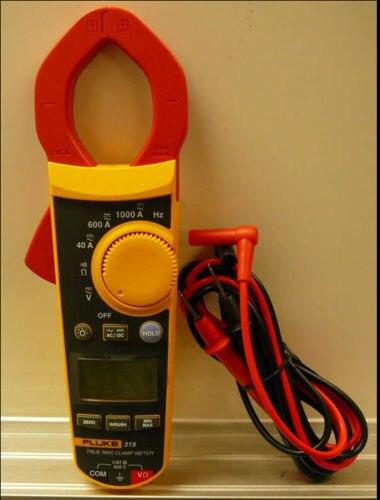 Цифровой токометр FLUKE, 319 True RMS, 100 мс