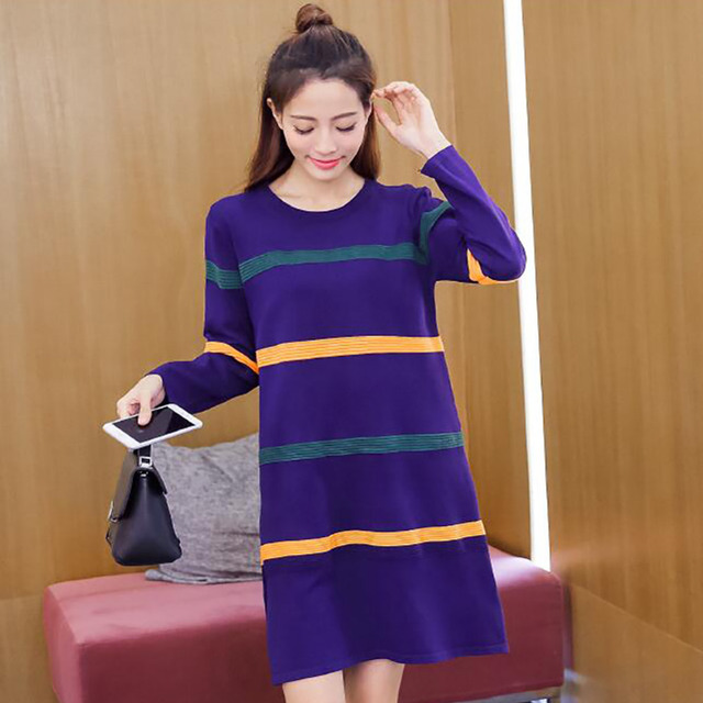 2016 Autumn Maternity DressesLong Sleeve Clothes for Pregnant Women Pregnancy Clothing Maternity clothing in Autumn and Winter