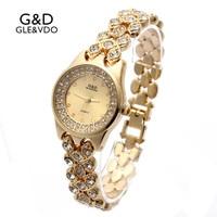 Fashion Casual Women S Quartz Wristwatches Luxury Women S Bracelet Watch Relogio Feminino Moon And Stars
