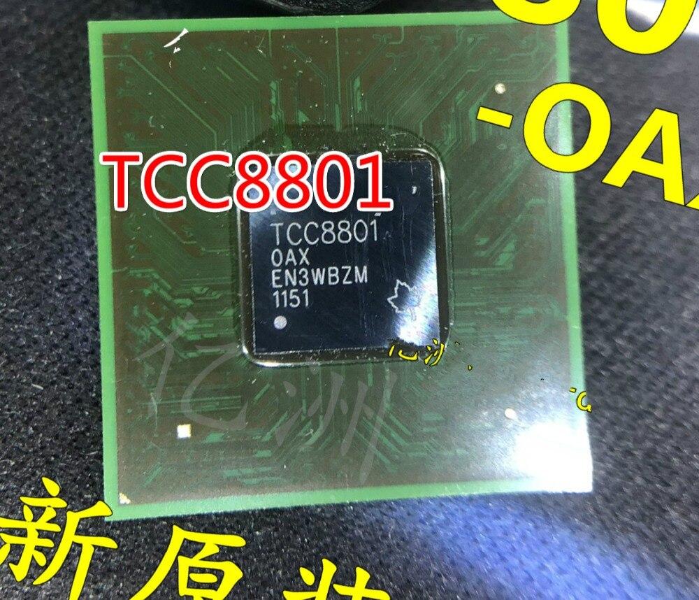 5PCS TCC8801 TCC8801 OAX BGA