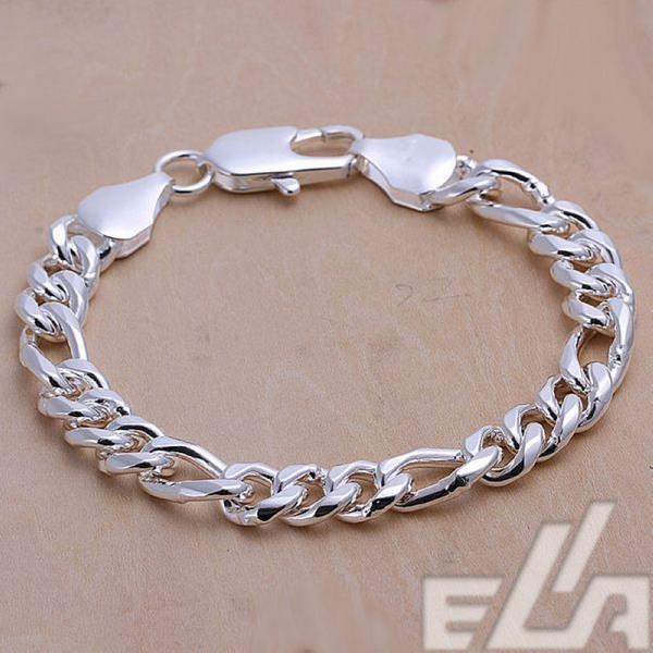 Silver chain designs for men