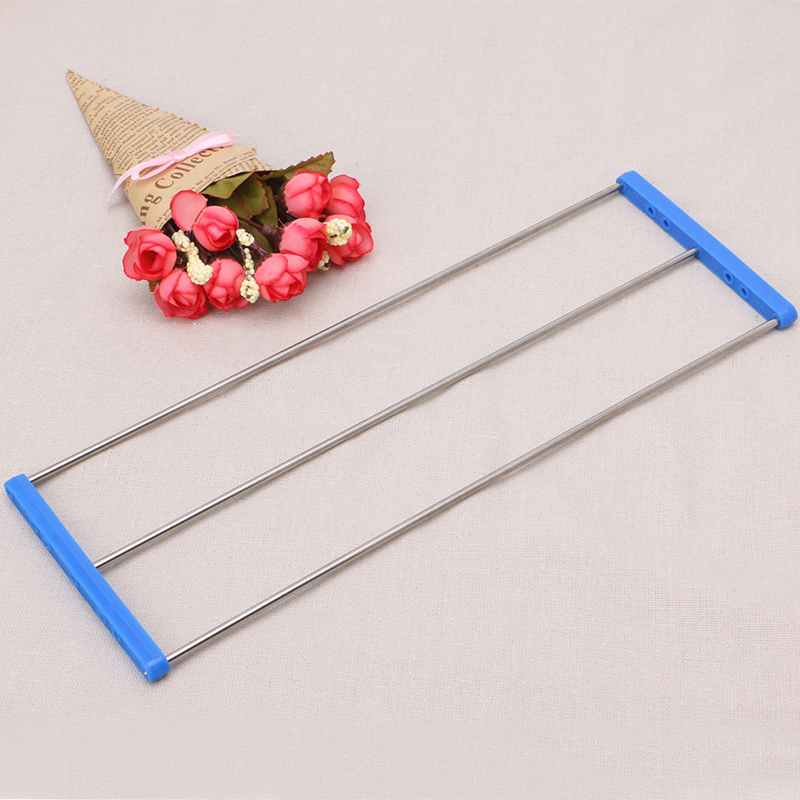 Knitting Tools And Accessories : Knitting tools fork device flower knit neeedle accessories