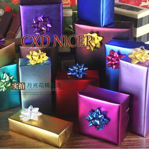 Christmas 76cm*54cm printed gift wrapping paper/ birthday fancy packaging paper/wrapping paper J68