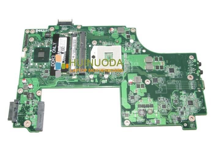 0GKH2C DA0UM9MB6D0 laptop motherboard for Dell inspiron N7010 System board main board Intel HM57 DDR3 works