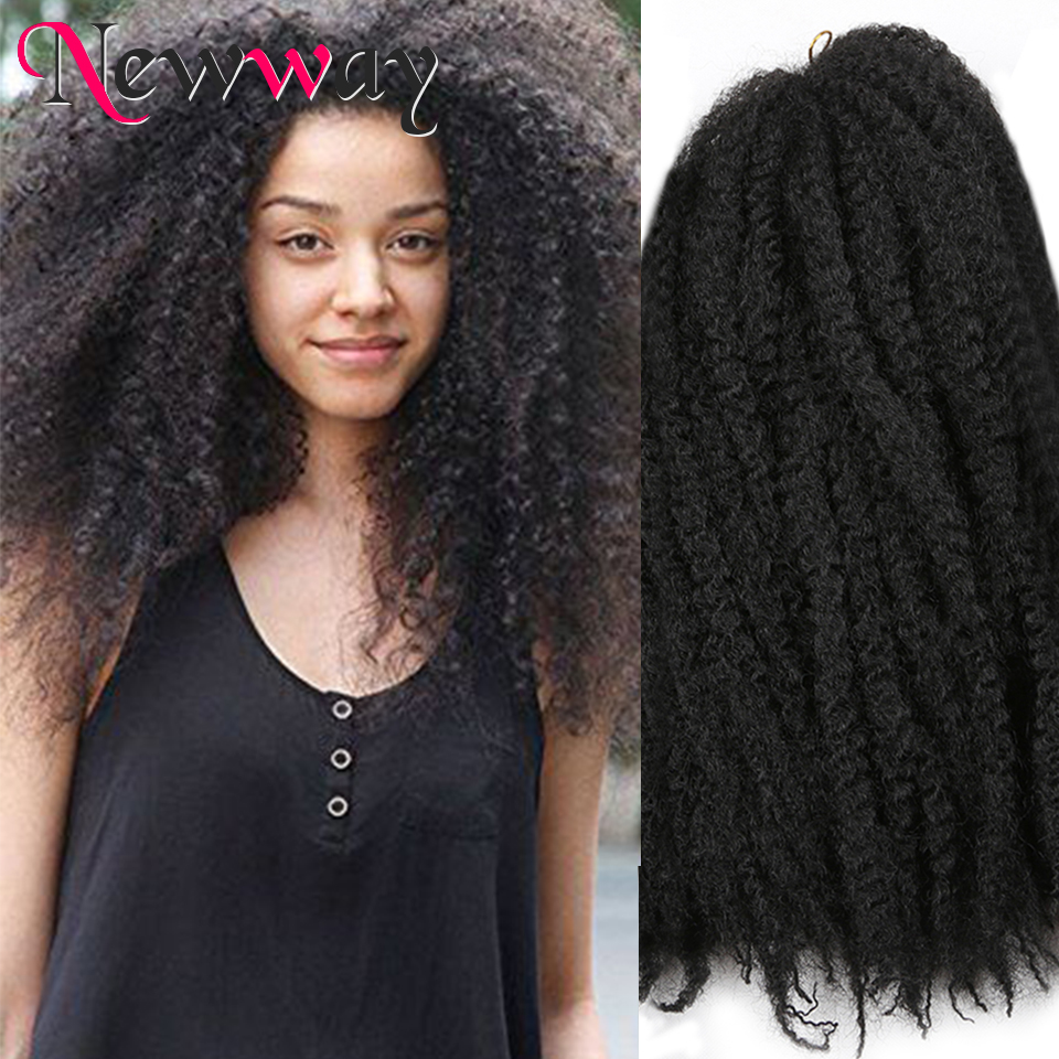 Aliexpress.com : Buy 100gram afro twist braid hair crochet ...