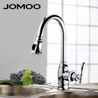 Kitchen Mixer Tap Single Hole Single Handle Kitchen Faucet 3338 082 1A 1