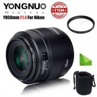 YONGNUO YN 50 MM F1.4N E Standard Prime Objektiv AF/MF für Nikon D7500 D7200 D7100 D5600 D5500 D5300 d5200 D5100 D3400 D3300 etc