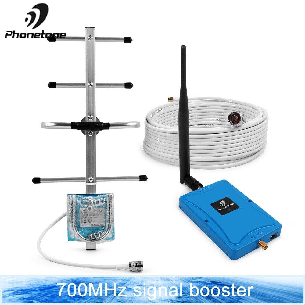 4g усилитель сигнала 700 МГц Ретранслятор 4g Мобильный повторитель сигнала 700 МГц усилитель мобильного сигнала 70дБ полоса 28 и yagi полный комплек
