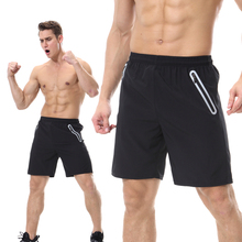Men Shorts Sport Home Gym Dry Fit Thin Workout Shorts Men Training Basketball Running Short Bermuda