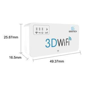 Image 5 - Geeetech 3D מדפסת חלקים ואבזרים 3D WiFi מודול TF כרטיס USB2.0 תמיכה אלחוטי מיני Wifi תיבת הכי חם 3D מדפסות