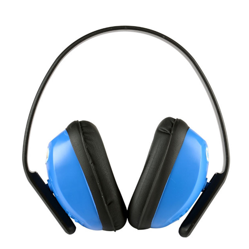 Ear Protectors Noise Soundproof Earmuffs Sleep Headset Protective Ear Defender Muff Protector SNR 28dB Height Adjustable